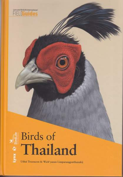 Birds of Thailand (cover)