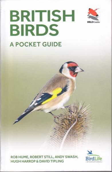 British Birds: A Pocket Guide (cover)