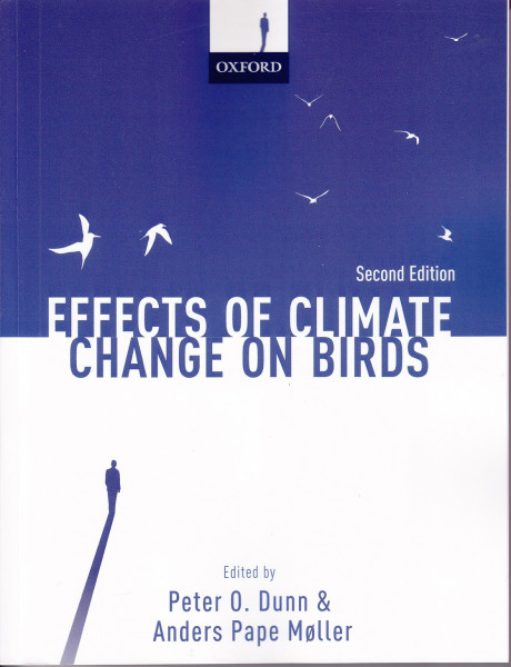 The Effects of Climate Change on Birds (cover)