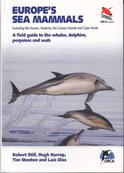 Europe's Sea Mammals (cover)