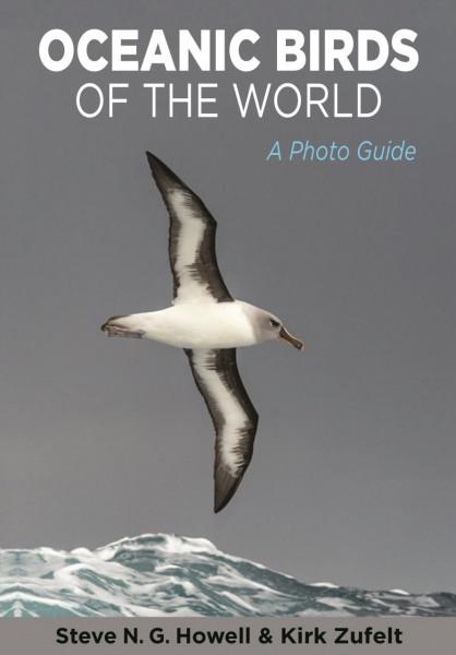 Oceanic birds of the world cover