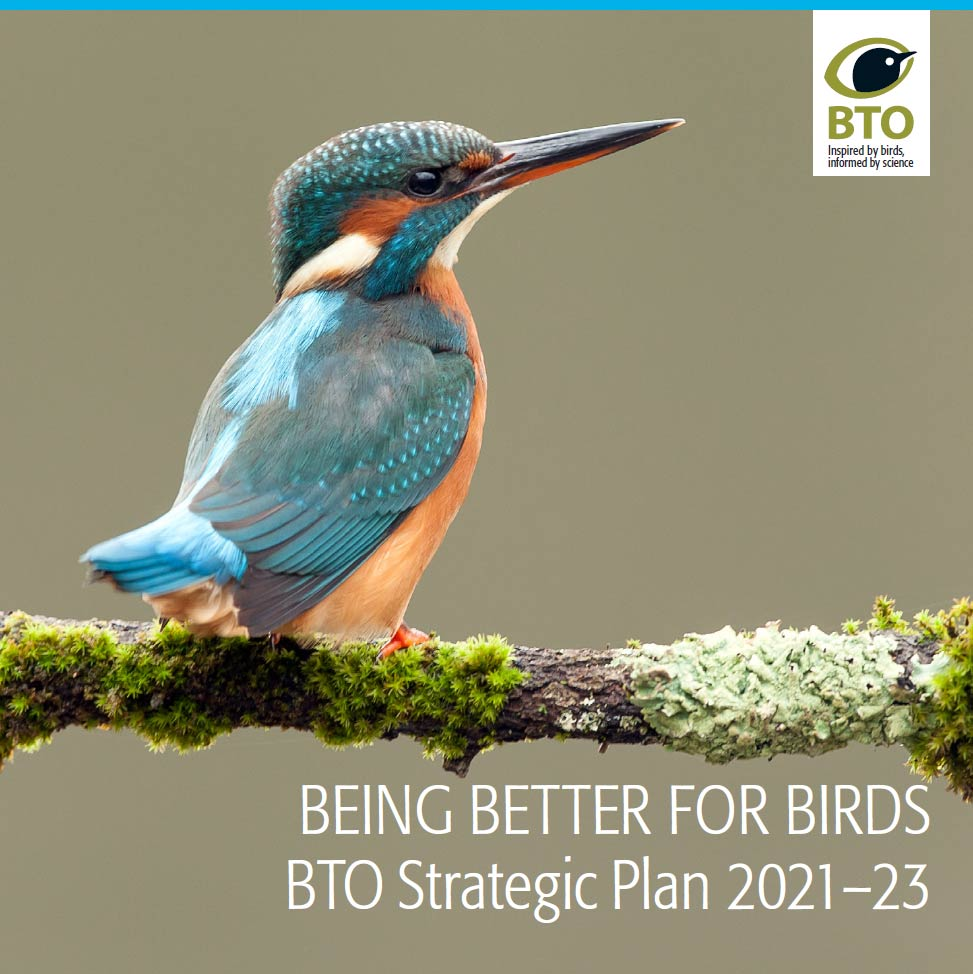 BTO Strategic Plan 2021-23 document