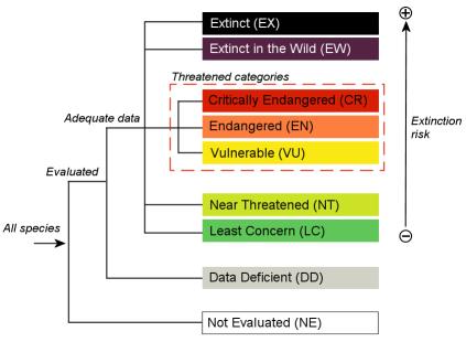 IUCN Criteria
