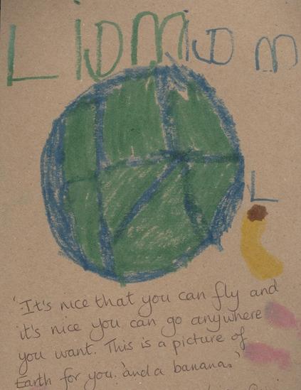 PJ by Liam, age 6