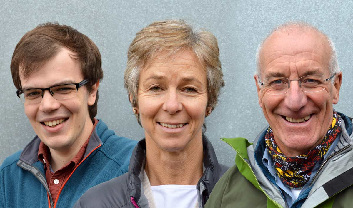 BTO Podcast episode 2 - Greg Palmer, Juliet Vickery and Andy Clements