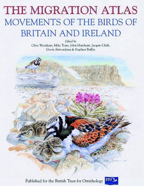 The Migration Atlas: Movements of the Birds of Britain and