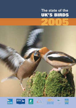 State of UK Birds 2005