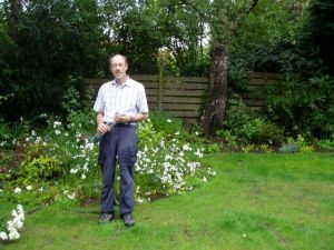 Garden BirdWatch Ambassador for Lothians