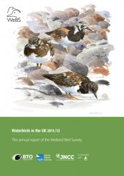 Waterbirds in the UK 2011/12: The Wetland Bird Survey