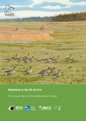 Waterbirds in the UK 2013/14: The Wetland Bird Survey