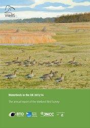 Waterbirds in the UK 2013/14: The Wetland Bird Survey