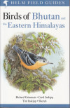 Birds of Bhutan & Eastern Himalayas (cover)