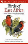 Birds of East Africa (cover)