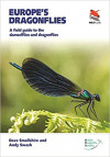 Europe's Dragonflie: A Field Guide to the Damselflies and Dragonflies (cover)