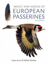 Moult and Ageing of European Passerines 2nd edition (cover)