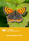 UK Butterfly Monitoring Scheme 2015 Report cover