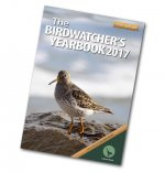 Birdwatchers Yearbook 2017 cover