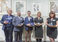 Marsh Ornithology Award winners