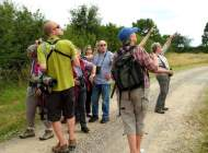 Looking out for Osprey at the Birdfair