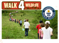 Walk for wildlife