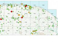 BirdTrack Buzzard counts in north Norfolk, March–April 2005–2014