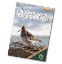 Birdwatchers Yearbook 2017 cover