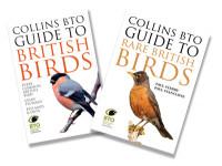 BTO bird guides
