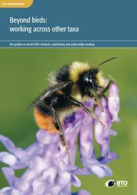 BTO Research Note  - Beyond birds cover