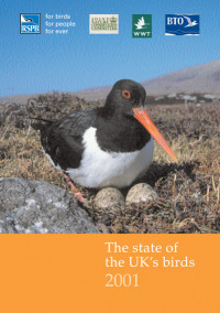 State of UK Birds 2001