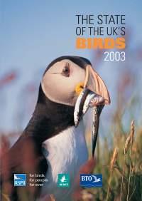 State of UK Birds 2003
