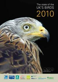 State of UK Birds 2010 cover