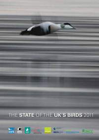 State of UK Birds 2011 cover