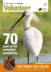 Volunteer magazine current issue cover