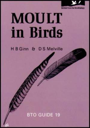 Moult in Birds cover