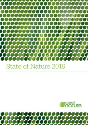 State of Nature report 2016 cover