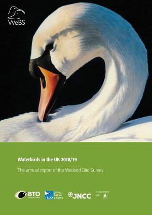 Waterbirds in the UK Report 2018 / 19
