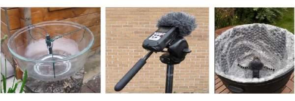 Nocmig equipment. Jonathan Heath