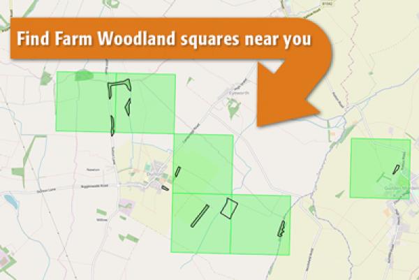 English Farm Woodland Survey map image link