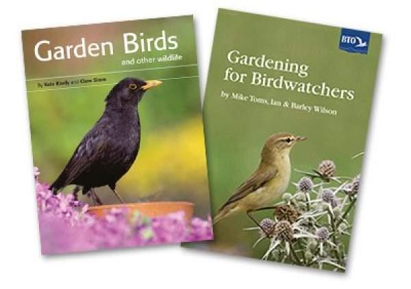 Garden Birds and other wildife and Gardening for Birdwatchers