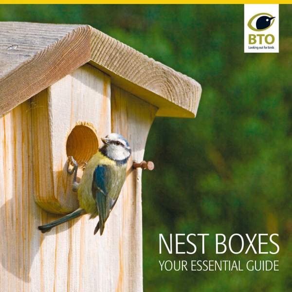 BTO Nest Boxes 'essential guide'