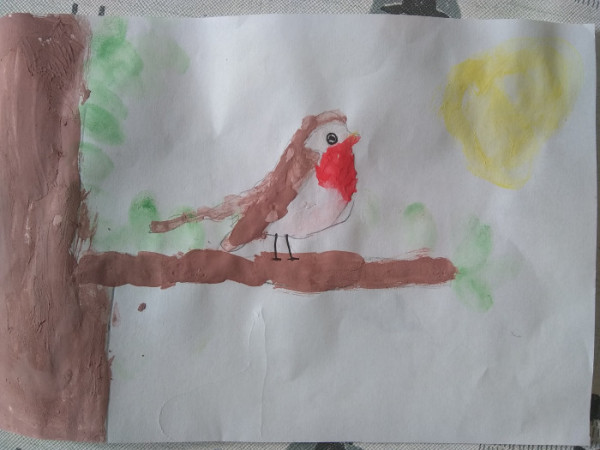 Drawing by Poppy, 5