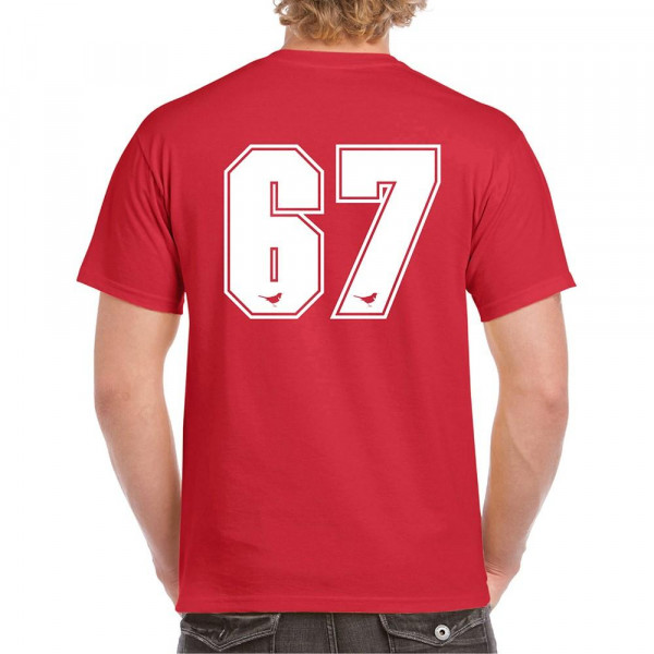 Red Sixty Seven T-shirt