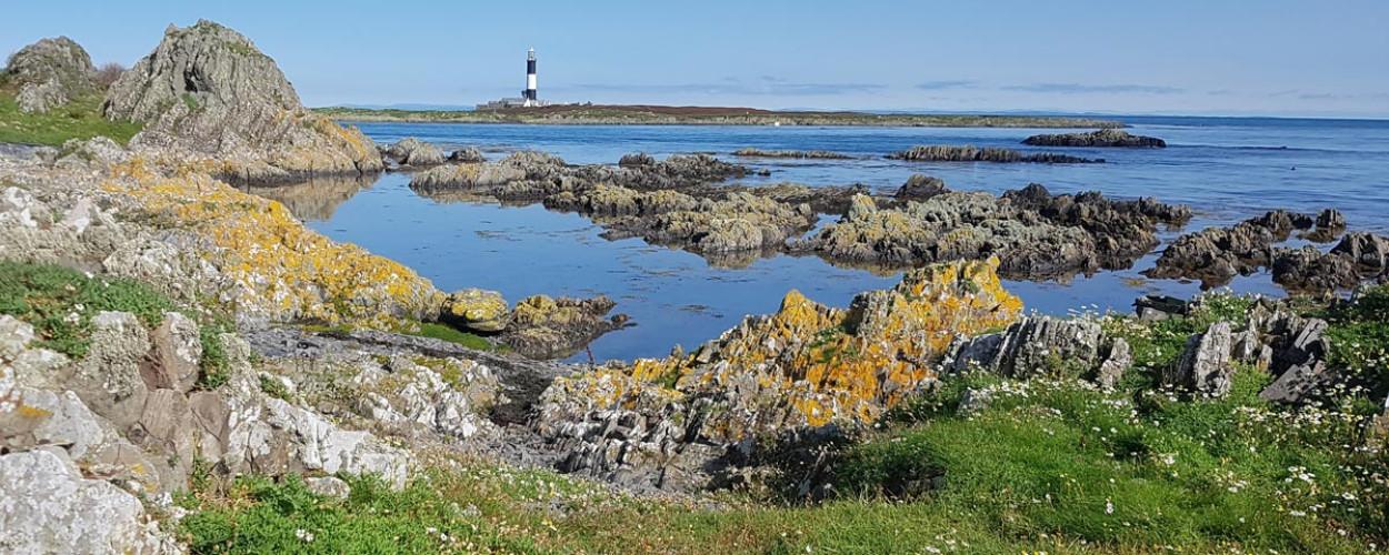 Copeland Islands view. Katherine Booth Jones