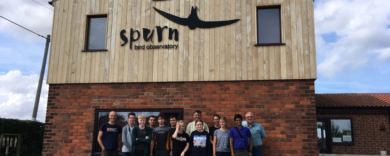 Young Leaders Course at Spurn. Jonnie Fisk