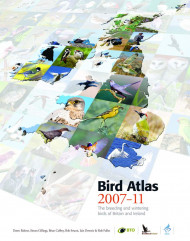 Bird Atlas 2007-11 cover