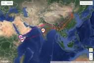 Chinese Cuckoo journeys