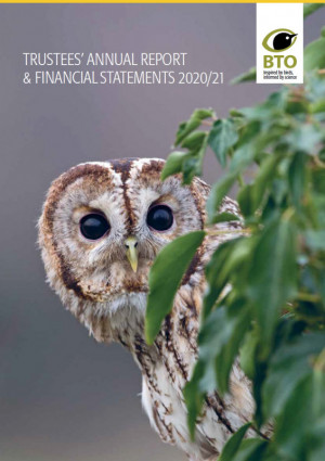 Annual Report 2020-21 cover
