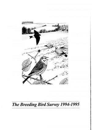 BBS Report 1994-1995 cover