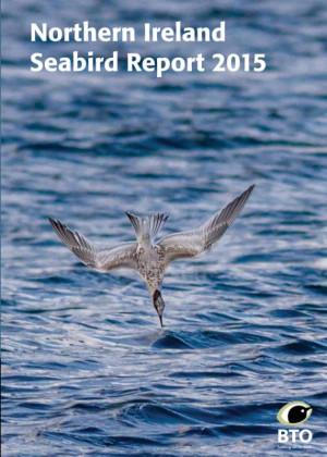 Northern Ireland Seabird Report 2018 cover
