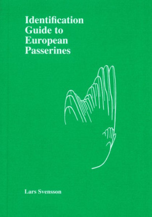 Identification Guide to European Passerines cover